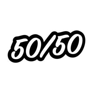 IVG 50/50 - 10ml